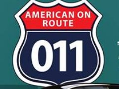 American on Route 011