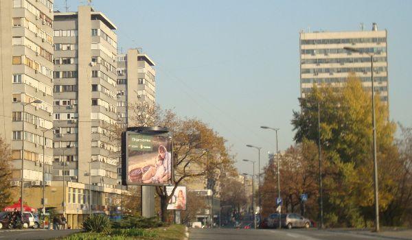 Dusanovac Beograd Deo Grada Belgrade Beat
