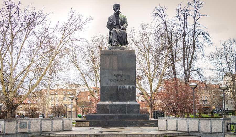 Vukov Spomenik Beograd Deo Grada Belgrade Beat