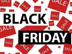 Black Friday 2017 - Crni petak u Beogradu
