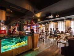 Kafe restoran Amsterdam